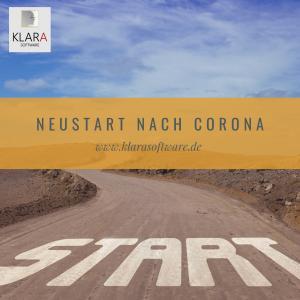 Neustart nach Corona