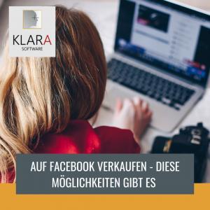 Facebook Verkauf