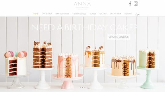 ANNA Cake CoutureBackwaren