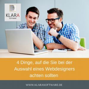 Guter Webdesigner