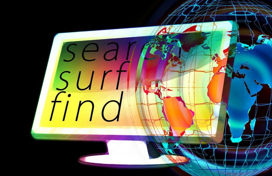 Search - Surf - Finde