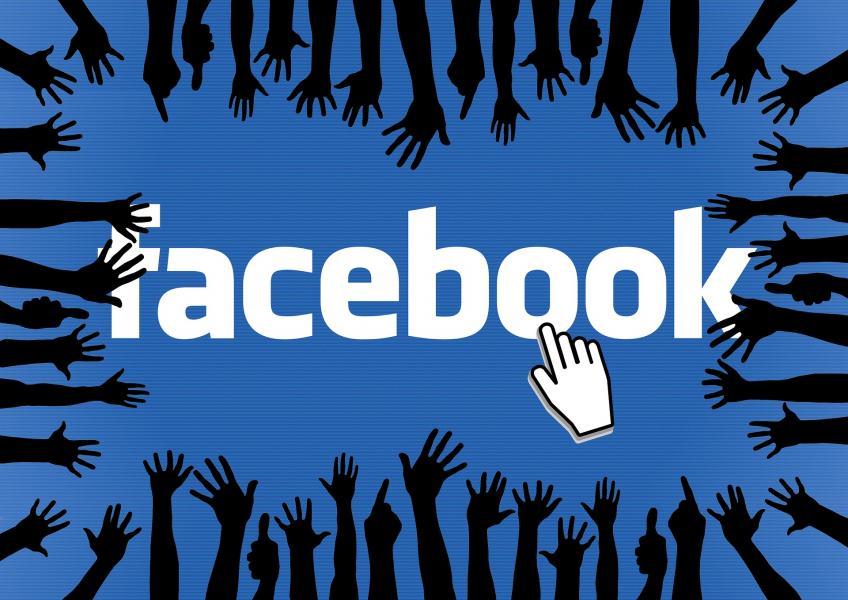 facebook-hände