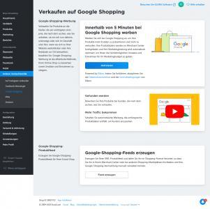 Verkaufen Sie über Google Shopping