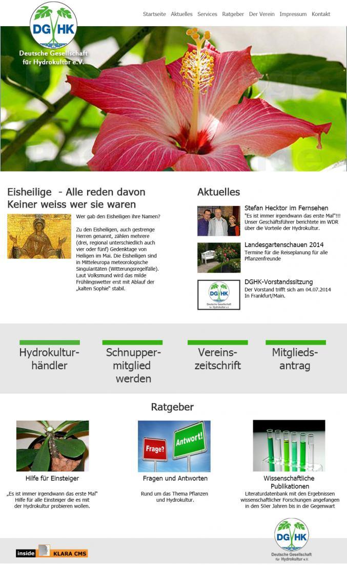 Deutsche Gesellschaft für Hydrokultur
