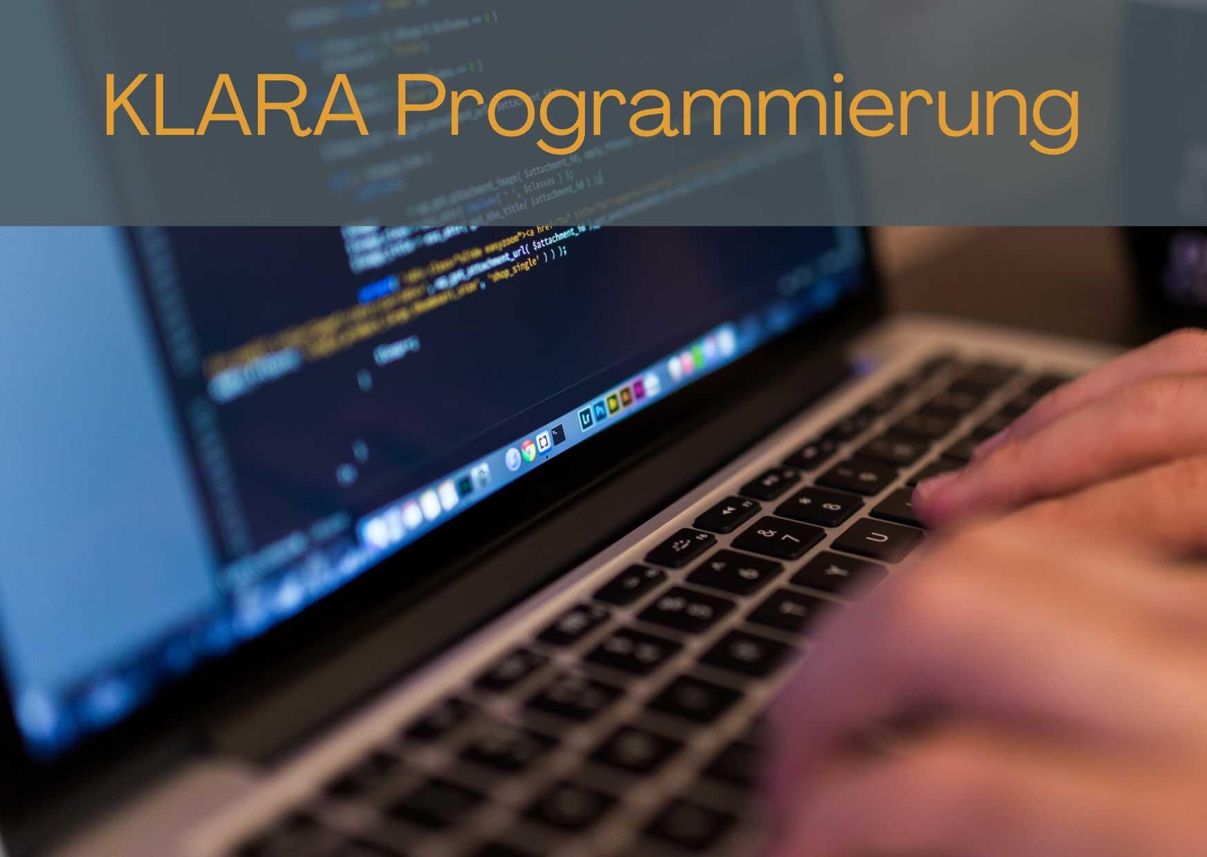 Programmierung im Paket