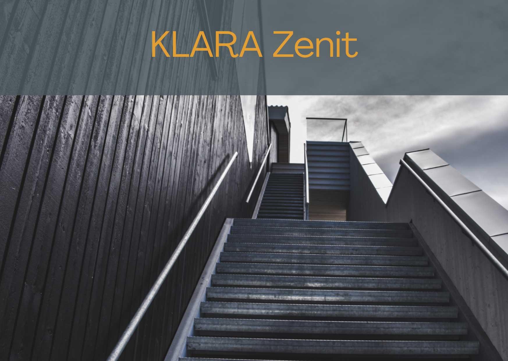 KLARA Zenit: Besser sichtbar bei Google & Co.