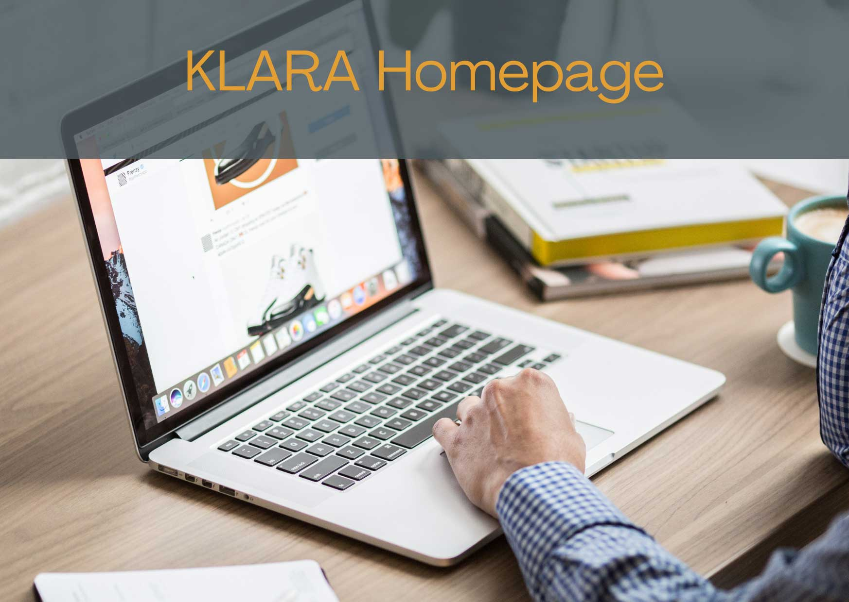 Ihre neue Homepage mit maßgeschneidertem Design