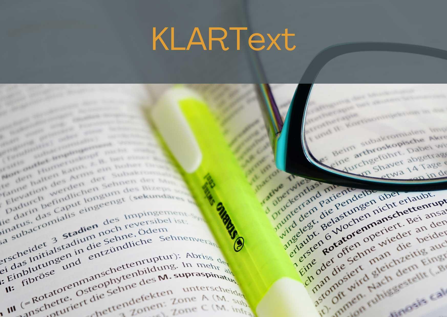 Profi-Autoren schreiben Texte für Sie - Für Homepage und Druck