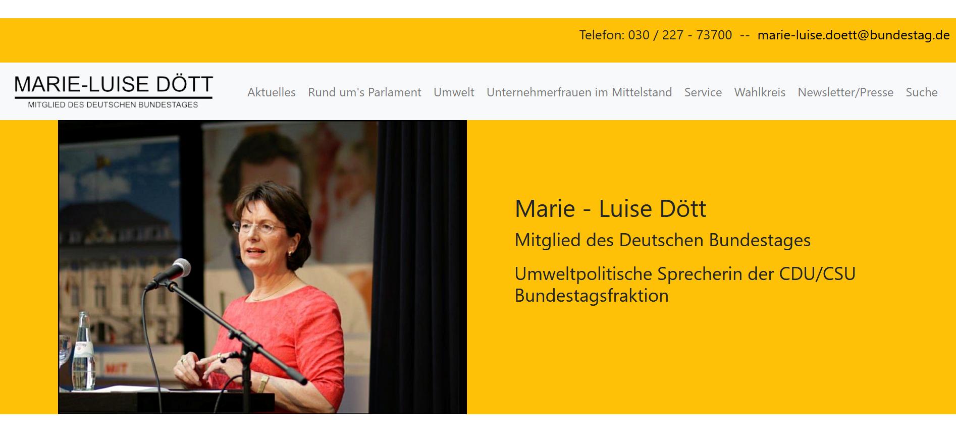 Marie-Luise Dött