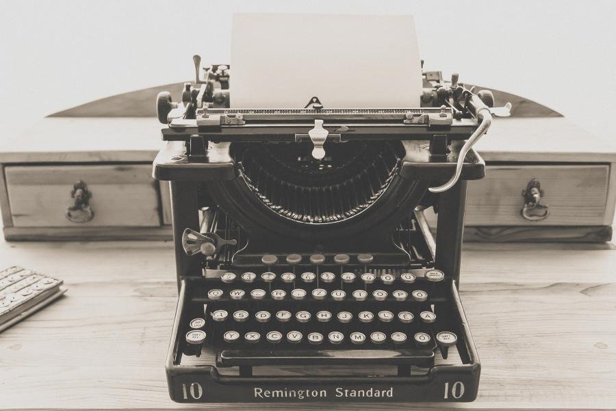 Schrreibmaschine