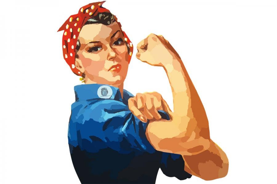 Arbeiterfrau